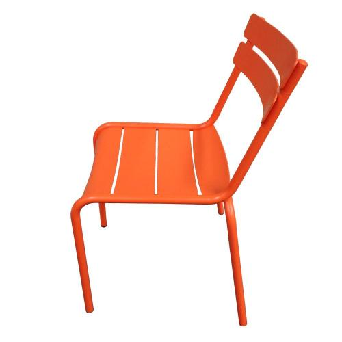 scaun-portocaliu
